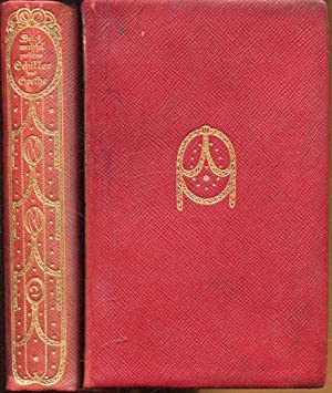 Briefwechsel zwischen Schiller und Goethe in den Jahren 1794 bis 1805 in zwei Bänden. Mit einem ...