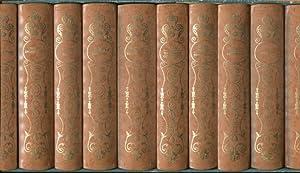 Klassiker der Erotischen Weltliteratur. Kassette mit 10 Bänden.