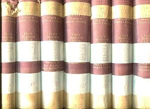 Handbuch der gesamten Therapie in 7 Bänden. Hier Band 1   7.: Penzoldt, Dr. F. / Stintzing, Dr. R.