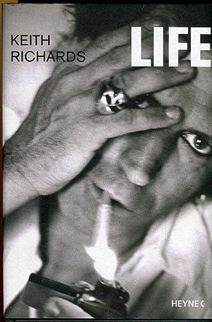 Life. Mit James Fox.: Richards, Keith