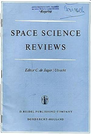 Erforschung der Ionosphäre mit Radiowellen von Satteliten: Rawer, Karl (