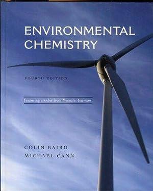 Enviromental Chemistry.: Baird, Colin /