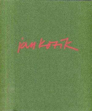 Jan Kotik. Obrazy - Paintings 1939-1969.: Kotik, Jan