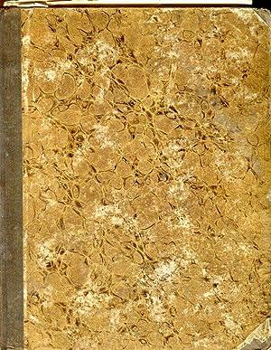 Fliegende Blätter Band XI. No. 241-264 und Band XII. No. 265-288. (Ein Buch)