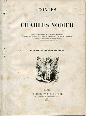 Contes de Charles Nodier.: nodier, Charles