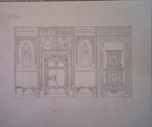Das Luther-Zimmer auf der Veste Coburg. Supplement zu Carl Heidelopp`s Ornamentik.: Rothart, Georg