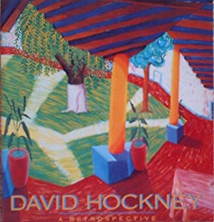 David Hockney: A Retrospective.: Hockney, David