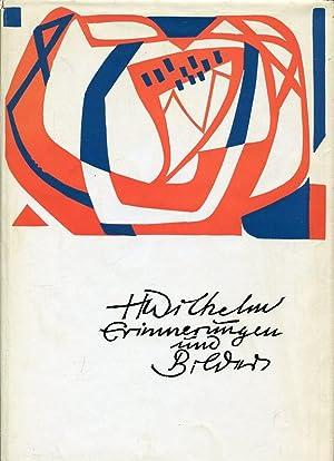 Erinnerungen I. 1900-1931. Bilder 1916-1962.: Wilhelm, Hermann