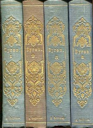 Sämmtliche Werke. 12 Theile in vier Bänden. Gänzlich umgearbeitet, verbessert und vervollständigt ...