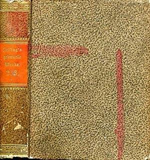 Gesammelte Werke. Neue rechtmässige Ausgabe. Hier 2.: Lessing, Gotthold Ephraim