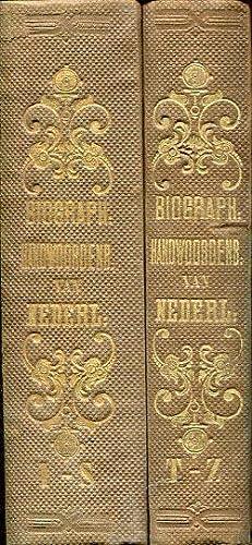 Beknopt Biographisch Handwoordenboek van Nederland, Behelzende de Levensbeschrijvingen van vele ...