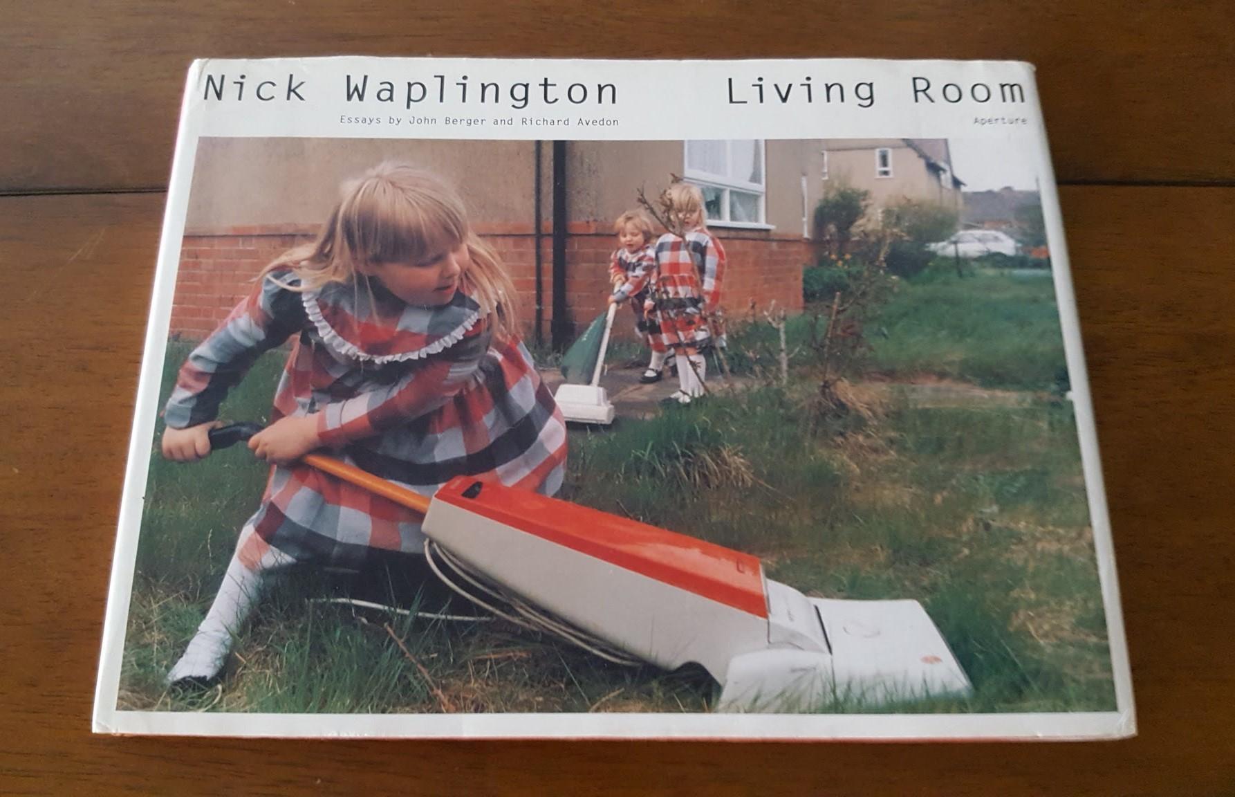 Living Room by Nick Waplington - AbeBooks