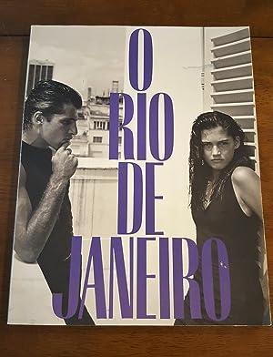 O Rio De Janeiro: a Journal: Webber, Bruce Y