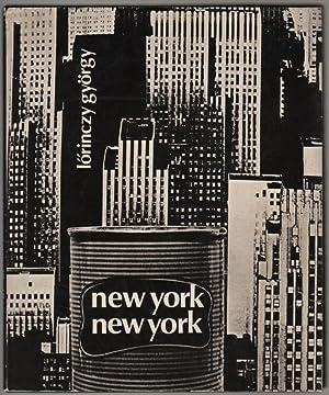 New York, New York: Lörinczy, György] L?rinczy,