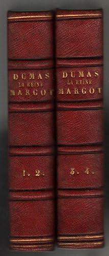 La Reine Margot. Par --. Tome Premier: Dumas, Alexandre [and