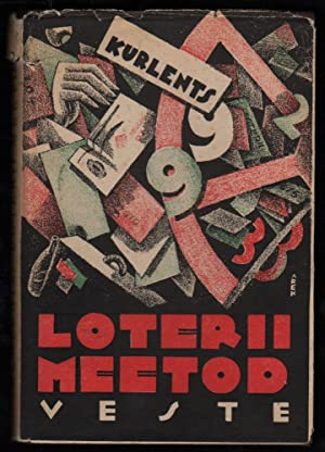 Loterii meetod. Veste. [Lottery Method. Vests.]: Kurlents, Alfred