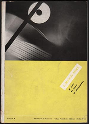 L. Moholy-Nagy, 60 Fotos. Herausgegeben von --.: Roh, Franz (ed.);
