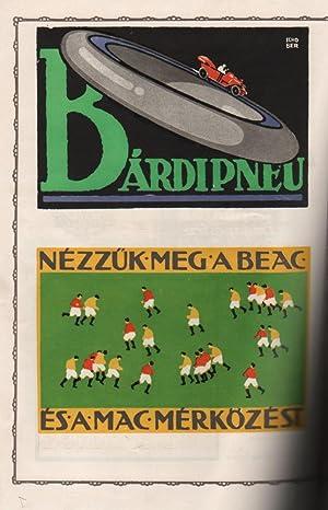 Az Országos Magyar Kir. Iparmüvészeti Iskola 1912-1913.: Czakó, Elemér (editor)