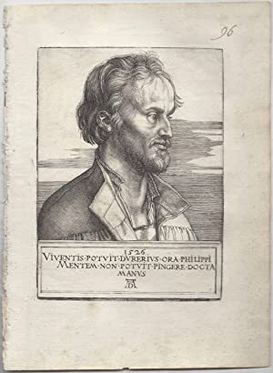Portrait of Philip Melanchthon: Dürer, Albrecht
