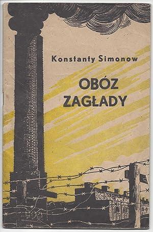 Oboz zaglady: Simonow, Konstanty (Simonov,