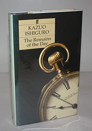 THE REMAINS OF THE DAY {Signed 1st/5th}: KAZUO ISHIGURO
