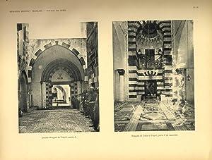 Voyage en Syrie. (TWO VOLUMES IN FOUR).: Van Berchem, Max