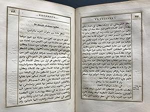 Specimen Historiae Arabum; Auctore Edvardo Pocockio, Accessit: Grighor, Abu al-Faraj,