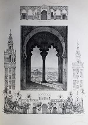Monuments Arabes et Mauresques de Cordoue, Seville,et: Girault de Prangey,