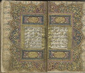 Ottoman Turkish Qur'an in Arabic.: QUR'AN / ARABIC