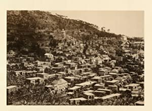 Early Photography of the Near East. Mount Lebanon, Early Photographs.: Debbas, Fouad.