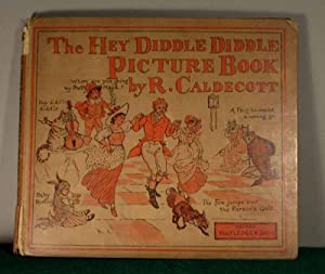 The hey diddle diddle picture book.