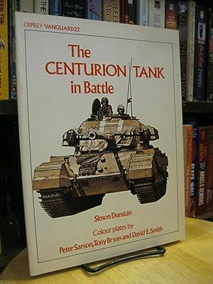 The Centurion Tank in Battle Vanguard 22: Simon Dunstan