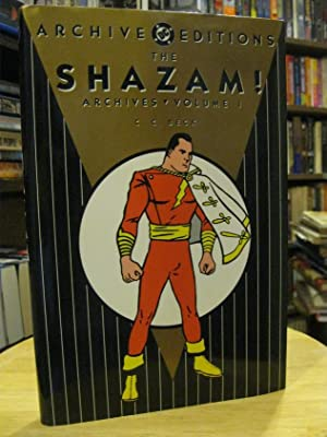 The Shazam ! Archives Volume I