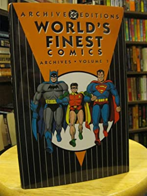 World's Finest Comics DC Archives Editions, Volume 1