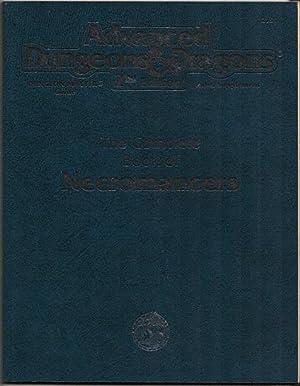 AD & D 2nd Edition: The Complete Book of Necromancers: Kurtz, Steve
