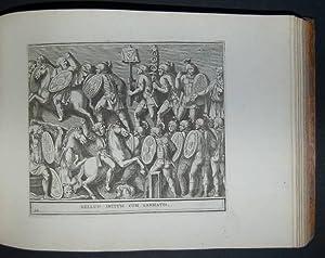Calcografia della Colonna Antonina Divisa in 150 Tavole. Parte I [-III].: MAGNAN (Dominique)]