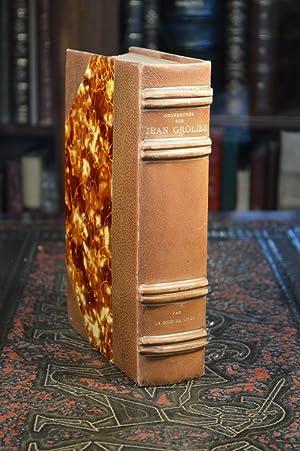 Recherches sur Jean Grolier sur vie et sa Bibliothèque suivies d'un Catalogue des ...