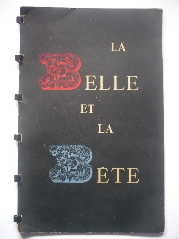 La Belle et la Bête - Le scénario illustré: MOUNIER Jean