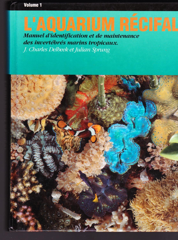 L 39 aquarium r cifal manuel d 39 identification et de for Vendeur aquarium