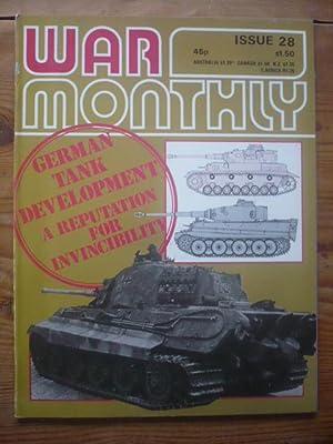 War Monthly - Issue 28 - Jul