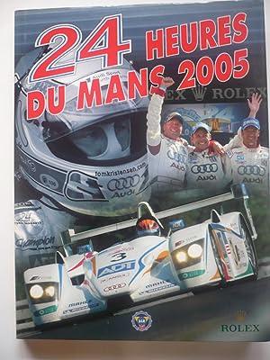 24 HEURES DU MANS 2005: TESSEIDRE Jean-Marc - MOITY Christian