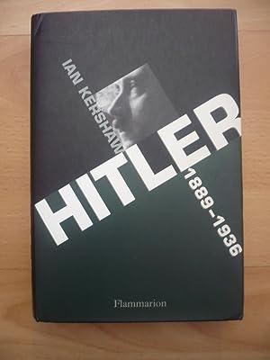 HITLER - T.1 : 1889-1936 : Hubris: KERSHAW, IAN