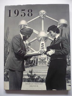 1958 - Images de l'exposition universelle de Bruxelles