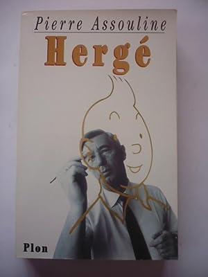 Hergé: Biographie: Assouline, Pierre