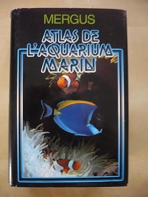 Mergus atlas de l 39 aquarium marin acclimatation et for Vendeur aquarium