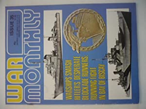 War Monthly - Issue 36 - Mar 1977 - Battle of France 1940, Mossad, Russian Tanks 1914-45, Memphis...