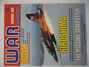 War Monthly - Dec 1980 - Volume 8 - Number 83 - Hiroshima 1945 - Patrol Master, Italy 1944 - Mare...