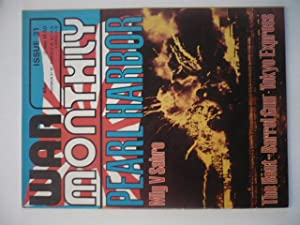 War Monthly - Issue 31 - Oct 1976 - Pearl Harbor, Fighting in Built-Up Areas, The Bent-Barrel Gun...