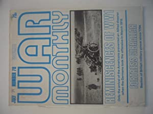 War Monthly - Jul 1980 - Volume 8 - Number 78 - Royal Navy in Anzio 1943 - German march offensive...
