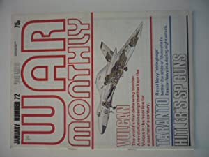 War Monthly - Jan 1980 - Volume 8 - Number 72 - Taranto 1940 - Napoleon's peace moves 1813/15 - V...